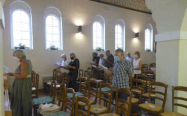 SUNDAY SERVICES DURING THE PANDEMIC
